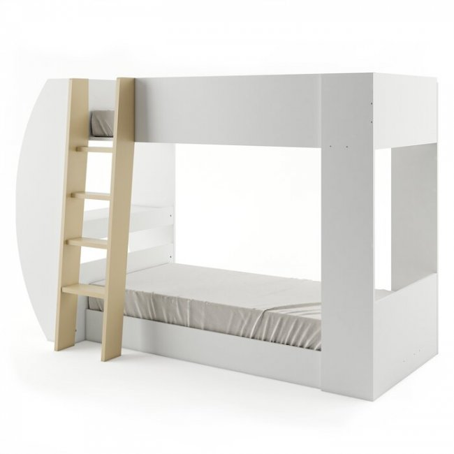 Admin Manufactured Wood Bunk Bed