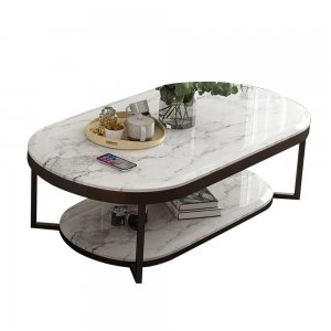 Quali Marble Top Coffee Table