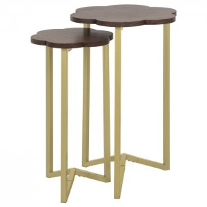 Expanse 2 Piece Nesting Tables