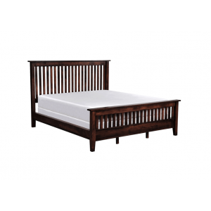Srotrious Teak Wood King Size Bed Without Storage