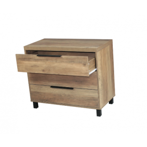 Pro 3 Drawer Chest of Drawer