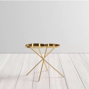 Squad Golden End Table