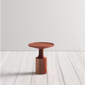 Tendo Teak Wood End Table