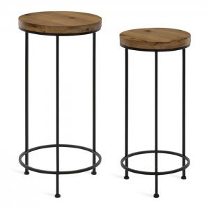 Cupid 2 Piece Nesting Table