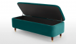 Oasis Storage Bench