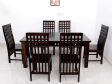 Empire 6 Seater Dining Table Set