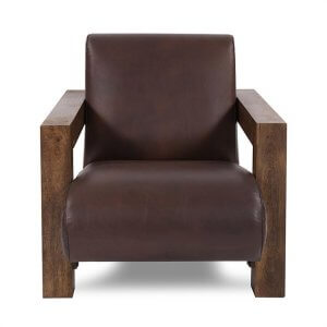 Alcolici Sheesham Wooden Arm Chair