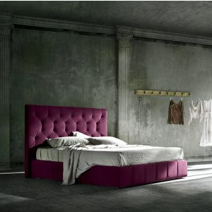 Kinth King Size Upholstered Bed Without Storage