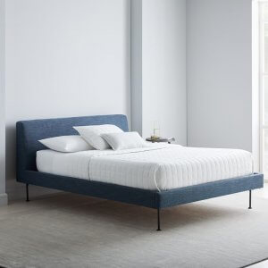 Essence Queen Size Bed Without Storage