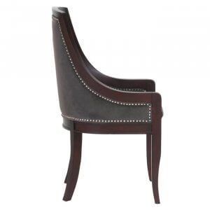 Alley Sheesham Wood Dining Chair