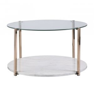 Foundnation Round Coffee Table