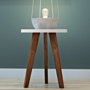 Compte End Table