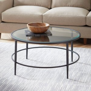 Approach Coffee Table in Black Colour