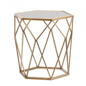 Fasci End Table