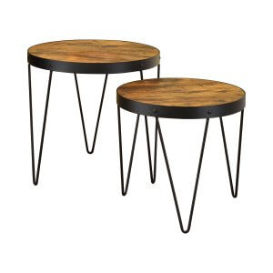 Axial Nesting Table