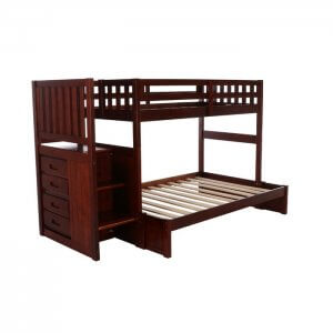Dapper Sheesham Wood Bunk Bed