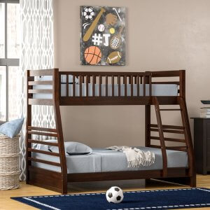 Instructor Sheesham Wood Bunk Bed
