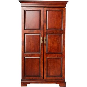 Bzb Teak Wood Bar Cabinet