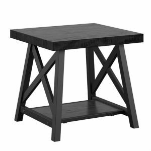Instico Wooden End Table