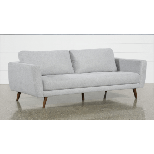 Gergin Grey 2 Seater Sofa