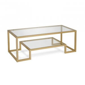 Icon Golden Coffee Table