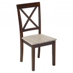 Serenity Sheesham Wood Dining Chair