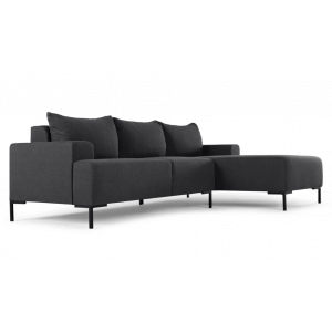 Grail 3 Seater Sofa in Dark Grey Colour