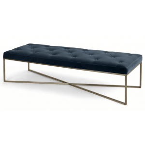 Relied Bench in Blue Colour