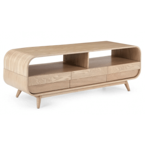 Colossal Display Unit in Natural Finish