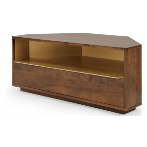 Presion Display Unit in Natural Finish