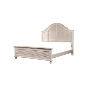 Bealool Teak Wood Queen Size Bed Without Storage