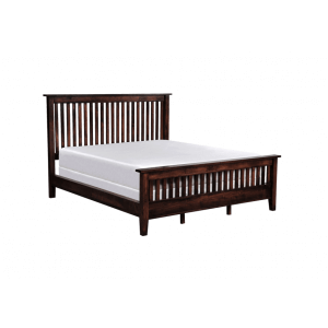 Srotrious Teak Wood Queen Size Bed Without Storage