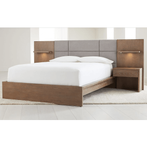 Tialceles Queen Size Bed Without Storage