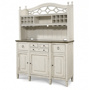 Parlory Wooden Bar Cabinet