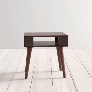 Sniper Wooden End Table