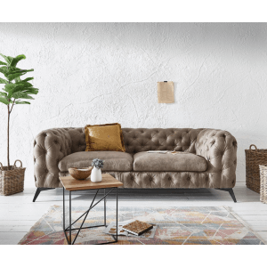 Innate 3 Seater Chesterfield Sofa