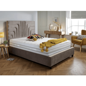 Conway Queen Size Upholstered Bed Without Storage