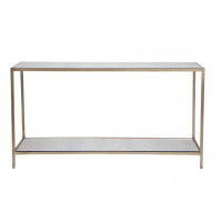 Cktail Console Table Antique Gold