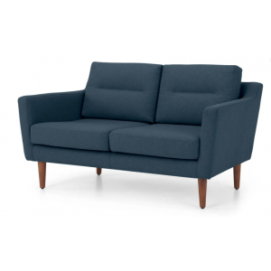 Alker 2 Seater Sofa, Orleans Blue