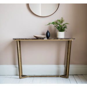 Corne Console Table