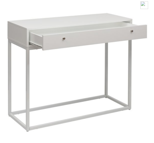console table work desk furnitureadda