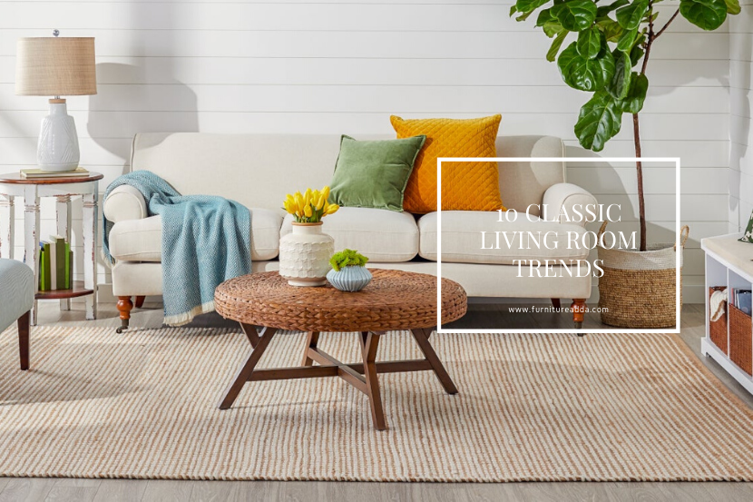 Living room Trends that will never go out of style